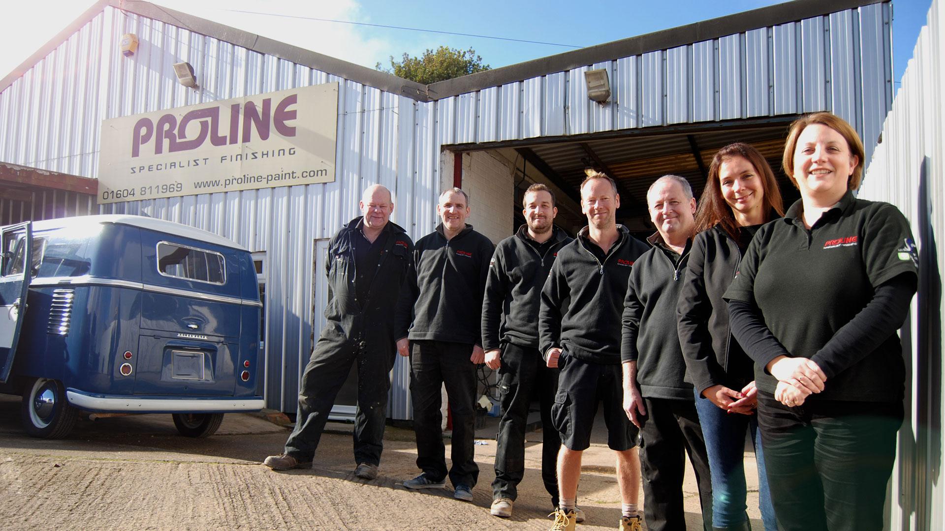 Proline Paint Team