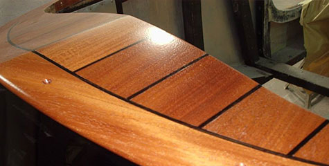 Woodwork repairs and restoration