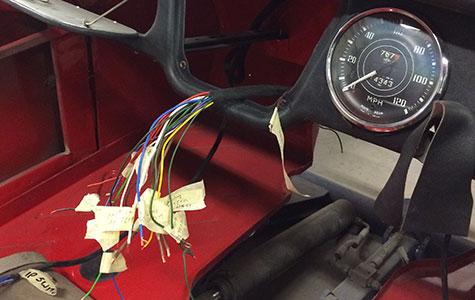 Classic Car Rewiring