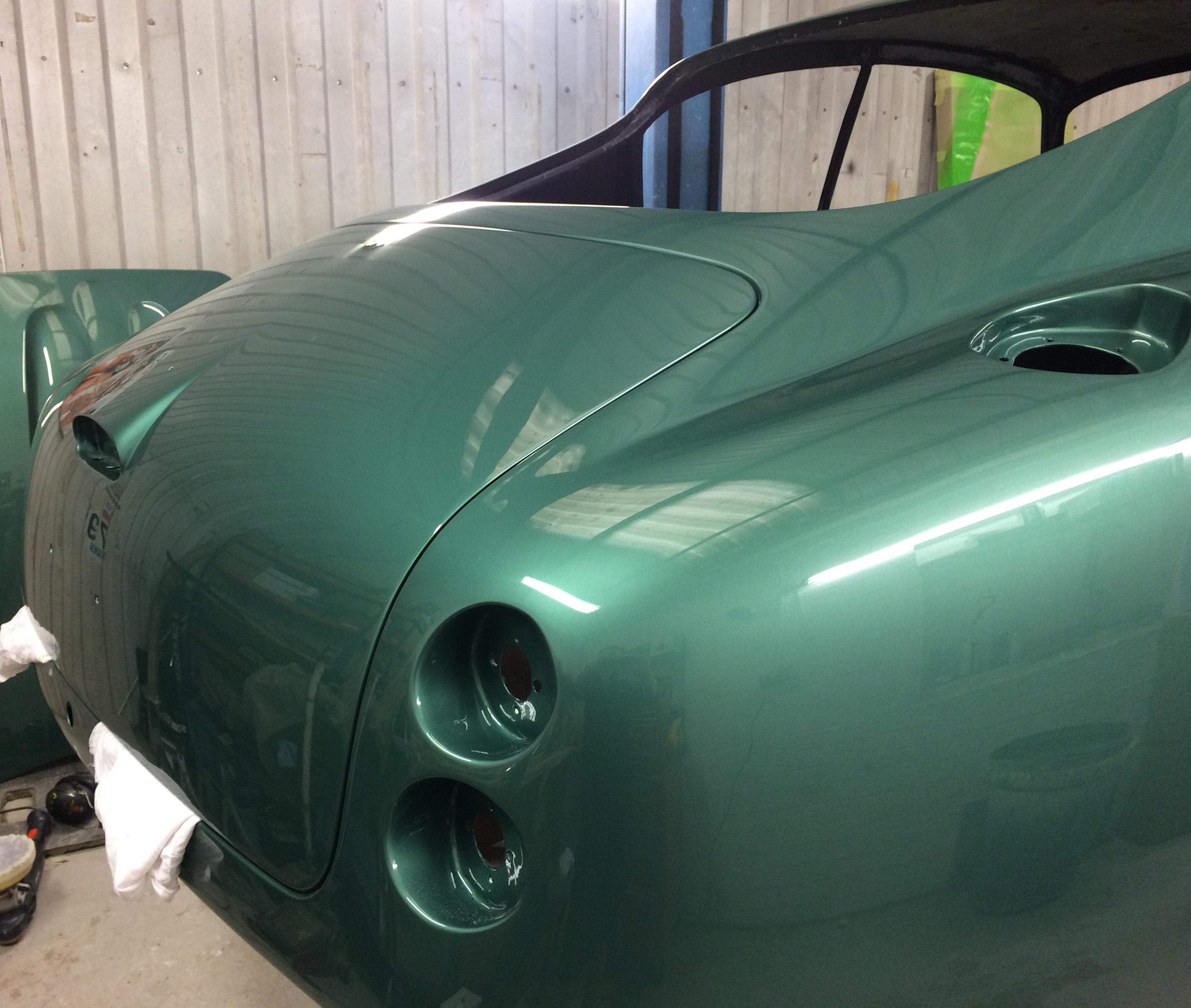 Aston Martin DB4 GT Zagato Classic Restoration