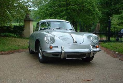 1956 Porsche 356 B