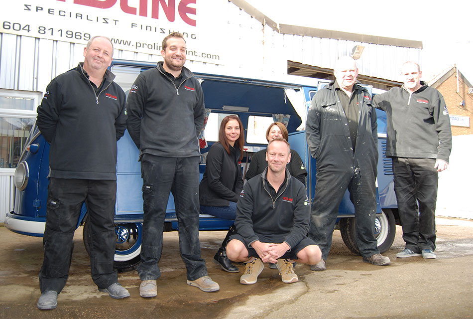 The Proline team