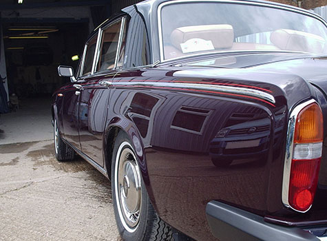 Classic Car Respray