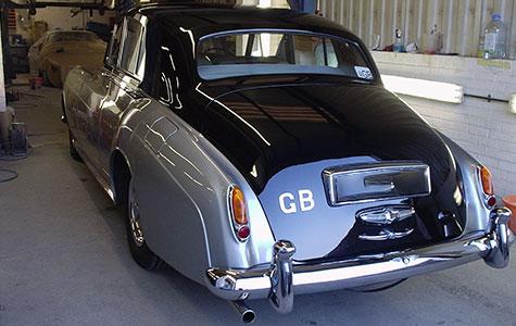 Classic Car Bodywork Restoration