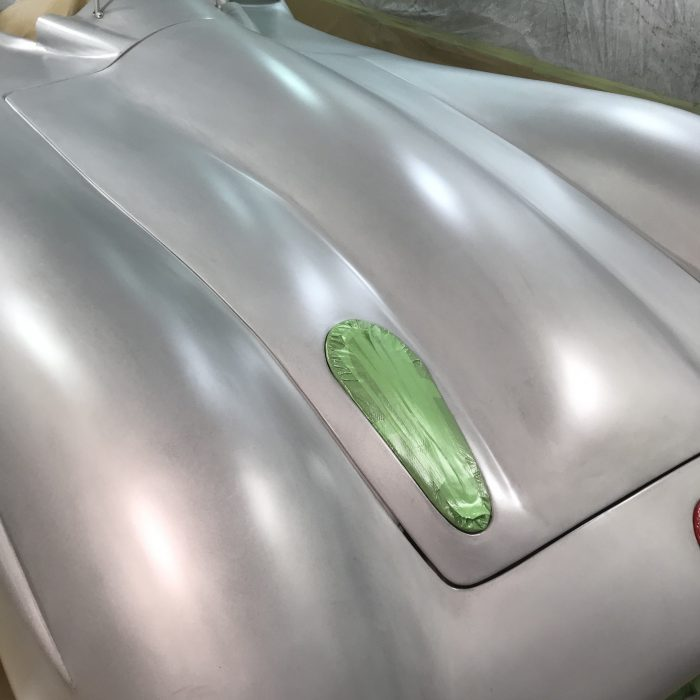 Mercedes Benz Streamliner